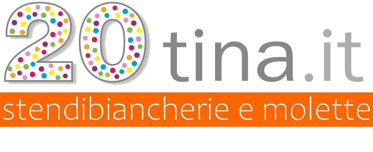 www.20tina.it e-shop per stendibiancherie e molette